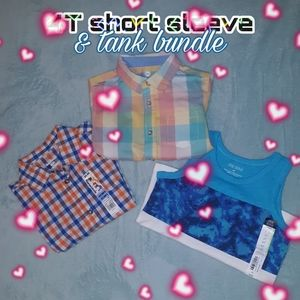 4T short sleeve bundle 💙💎